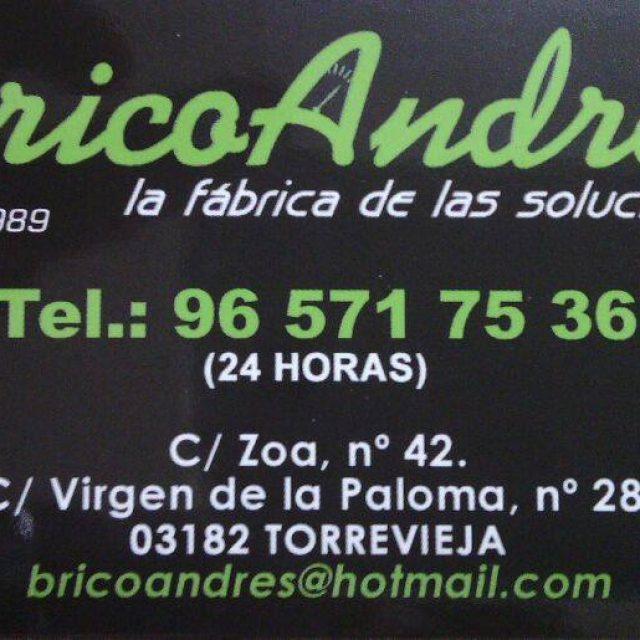 Brico Andrés