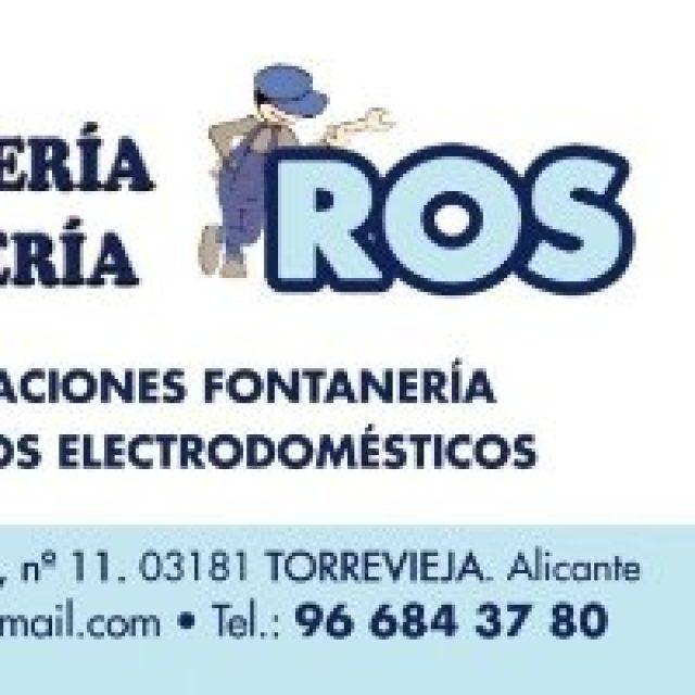 ROS Fontanería-Ferretería