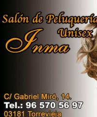 Salon de Peluqueria Unisex Inma