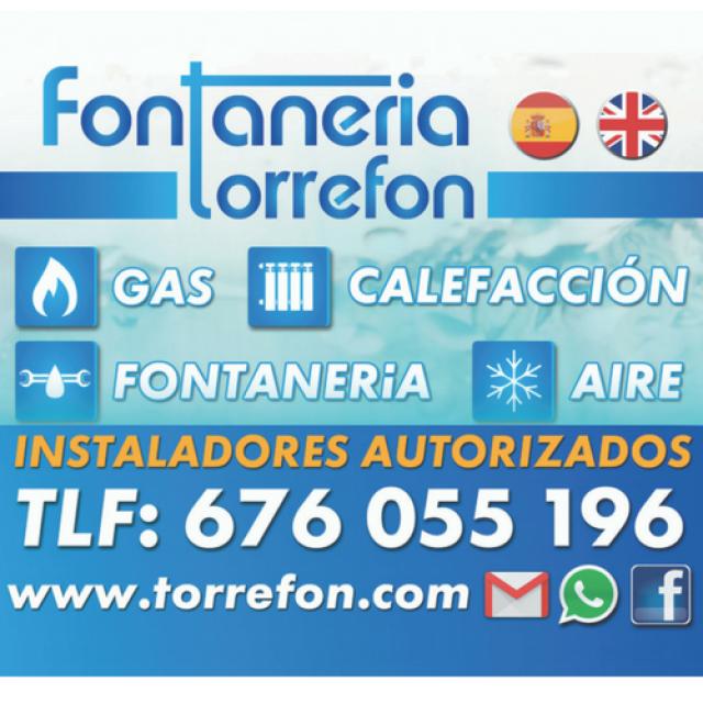 Fontanería Torrefon