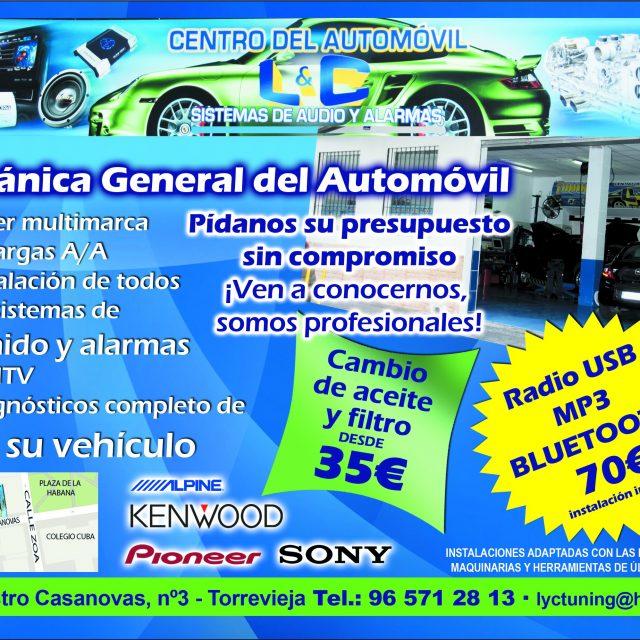 LyC Centro del Automóvil